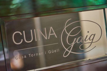 Cuina Gaig - Casa Torner i Güell